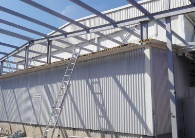 metalna krovna konstrukcija